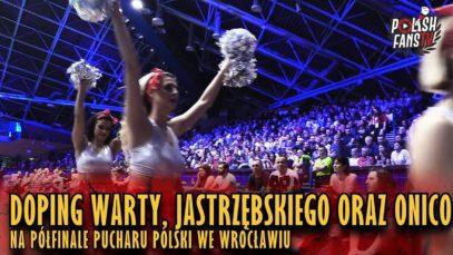 Doping Warty, Jastrzębskiego oraz Onico na półfinale PP we Wrocławiu (26.01.2019 r.)