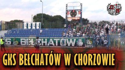 GKS Bełchatów w Chorzowie (17.08.2018 r.)