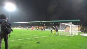 Puchar Polski: GKS Katowice – Warta Poznań [Karne plus radość po meczu] (25.09.2019 r.)