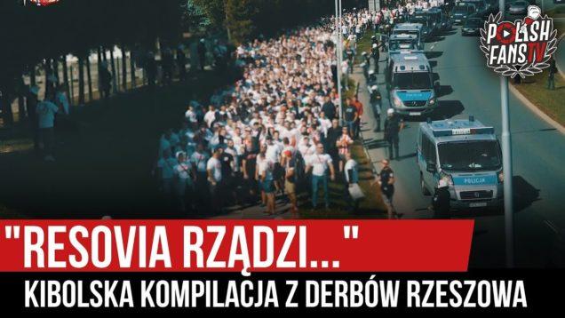 """""""RESOVIA RZĄDZI…"""" – kibolska kompilacja z derbów Rzeszowa (22.09.2019 r.)"""