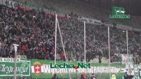 2019-11-23 Trybuny podczas meczu Lechia Gdańsk vs. ŁKS Łódź