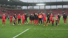 Lidera mamy! Podziękowanie po meczu | Widzew Łódź – Bytovia Bytów, 24.11.2019