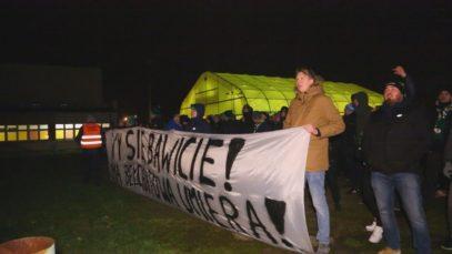 TKB – Kolejne protesty kibiców GKS – 23.11.2019