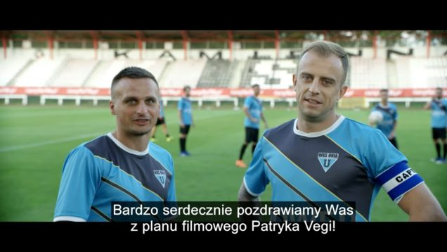 BAD BOY – Kamil Grosicki i Sławomir Peszko na planie!