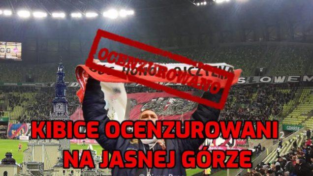 Uczczenie bohaterów Bitwy Warszawskiej ocenzurowane na Jasnej Górze.