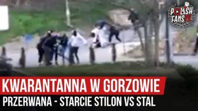 Kwarantanna w Gorzowie przerwana – starcie Stilon vs Stal (21.03.2020 r.)