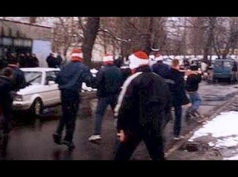 KIBICE: Widzew – ŁKS Łódź (19.03.2000)