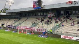PL: Cracovia – Pogoń Szczecin. 2020-06-29