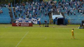 Radość kibiców Wisły Płock po bramce na 1:0 | Wisła Płock – ŁKS Łódź 27.06.2020