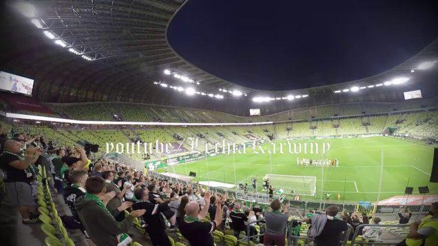 """#249 Przed meczem Lechia Gdańsk – Lech Poznań – Puchar Polski """"W Poznaniu tylko zwycięstwo"""" 08-07-2020"""