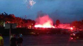 Feta Stali Mielec z okazji awansu do Ekstraklasy (25.07.2020 r.)