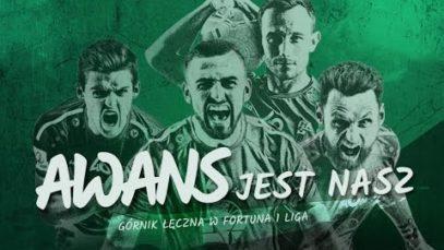 Hej co ja widzę, Górniczek jest w pierwszej lidze!