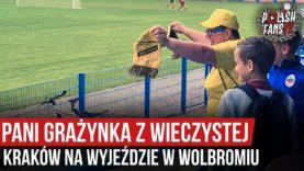 Pani Grażynka z Wieczystej Kraków na wyjeździe w Wolbromiu (08.07.2020 r.)
