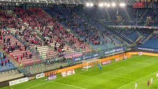 PL: Wisła Kraków – Korona Kielce. 2020-07-11