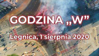 """Godzina """"W"""" – Legnica, 1 sierpnia 2020"""