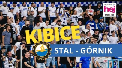 hej.mielec.pl TV: Stal Mielec – Górnik Zabrze [KIBICE] (28.08.2020 r.)