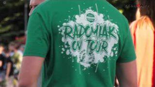 Ogromna rzesza kibiców Radomiaka Radom wspierała zespół z Placu Corazziego