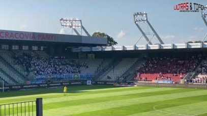PL: Cracovia – Stal Mielec. 2020-09-12