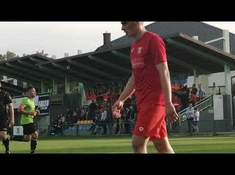 POZDROWIENIA … (ODRA WODZISŁAW)-doping kibiców Odry w Jasienicy w meczu z Drzewiarzem (19.09.2020)
