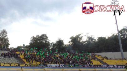 Doping z meczu ROW Rybnik – Ruch Chorzów 10.10.2020