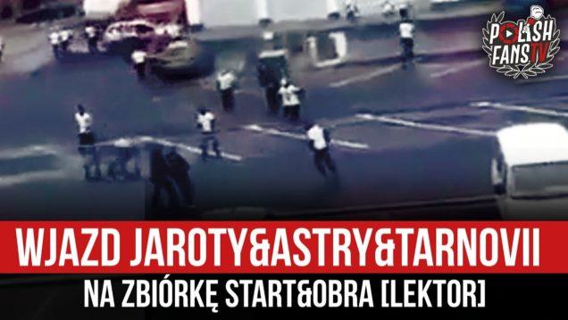Wjazd Jaroty&Astry&Tarnovii (na biało) na zbiórkę Startu&Obry (na czarno) [LEKTOR] (10.10.2020 r.)