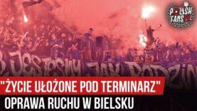 """""""ŻYCIE UŁOŻONE POD TERMINARZ"""" – oprawa Ruchu w Bielsku (26.09.2020 r.)"""