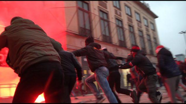 Awantura na Marszu Niepodległości (11.11.2020 r.)