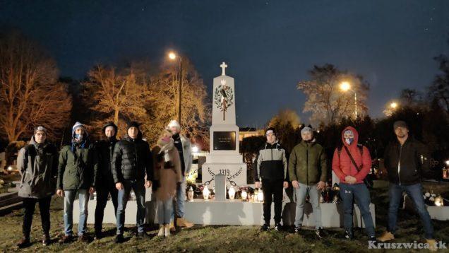 Kibice Gopła oddali hołd Powstańcom Wielkopolskim – Kruszwica 2020