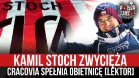 Kamil Stoch zwycięża – Cracovia spełnia obietnicę [LEKTOR] (06.01.2021 r.)