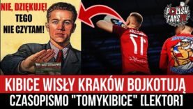 "Kibice Wisły Kraków bojkotują czasopismo ""ToMyKibice"" [LEKTOR] (11.03.2021 r.)"