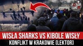 Wisła Sharks vs kibole Wisły – konflikt w Krakowie [LEKTOR] (21.03.2021 r.)