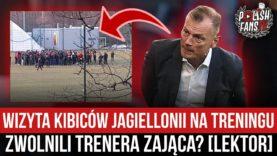 Wizyta kibiców Jagiellonii na treningu. Zwolnili trenera Zająca? [LEKTOR] (17.03.2021 r.)