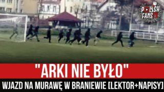 """""""ARKI NIE BYŁO"""" – wjazd na murawę w Braniewie [LEKTOR+NAPISY] (03.04.2021 r.)"""