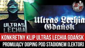 Konkretny klip Ultras Lechia Gdańsk promujący doping pod stadionem [LEKTOR] (05.04.2021 r.)