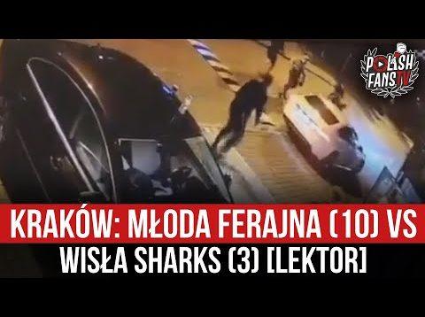 Kraków: Młoda Ferajna (10) vs Wisła Sharks (3) [LEKTOR] (21.08.2021 r.)